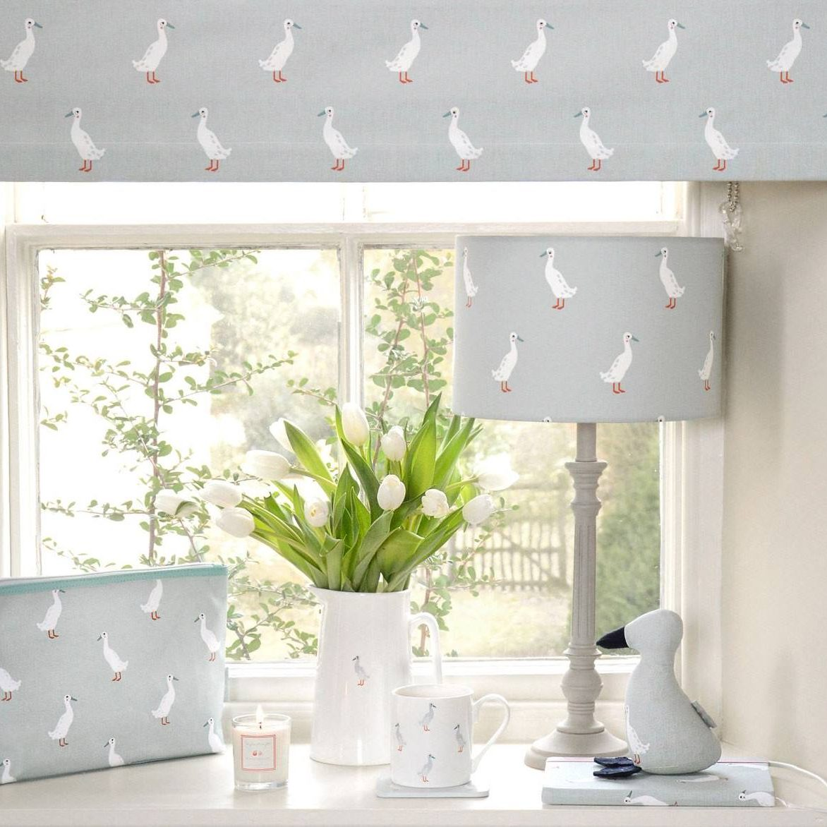 Sophie Allport Fabric Supplier Northumberland
